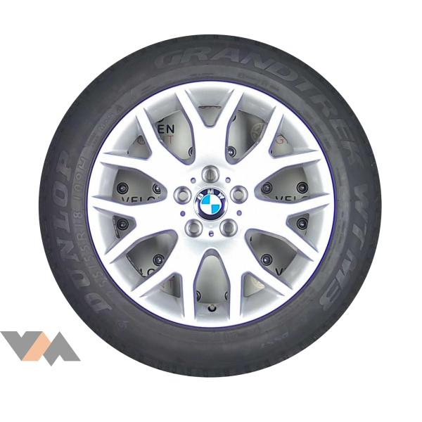 Bmw X5 Styling 177 Velgen 18 Inch Met Dunlop Winter Banden