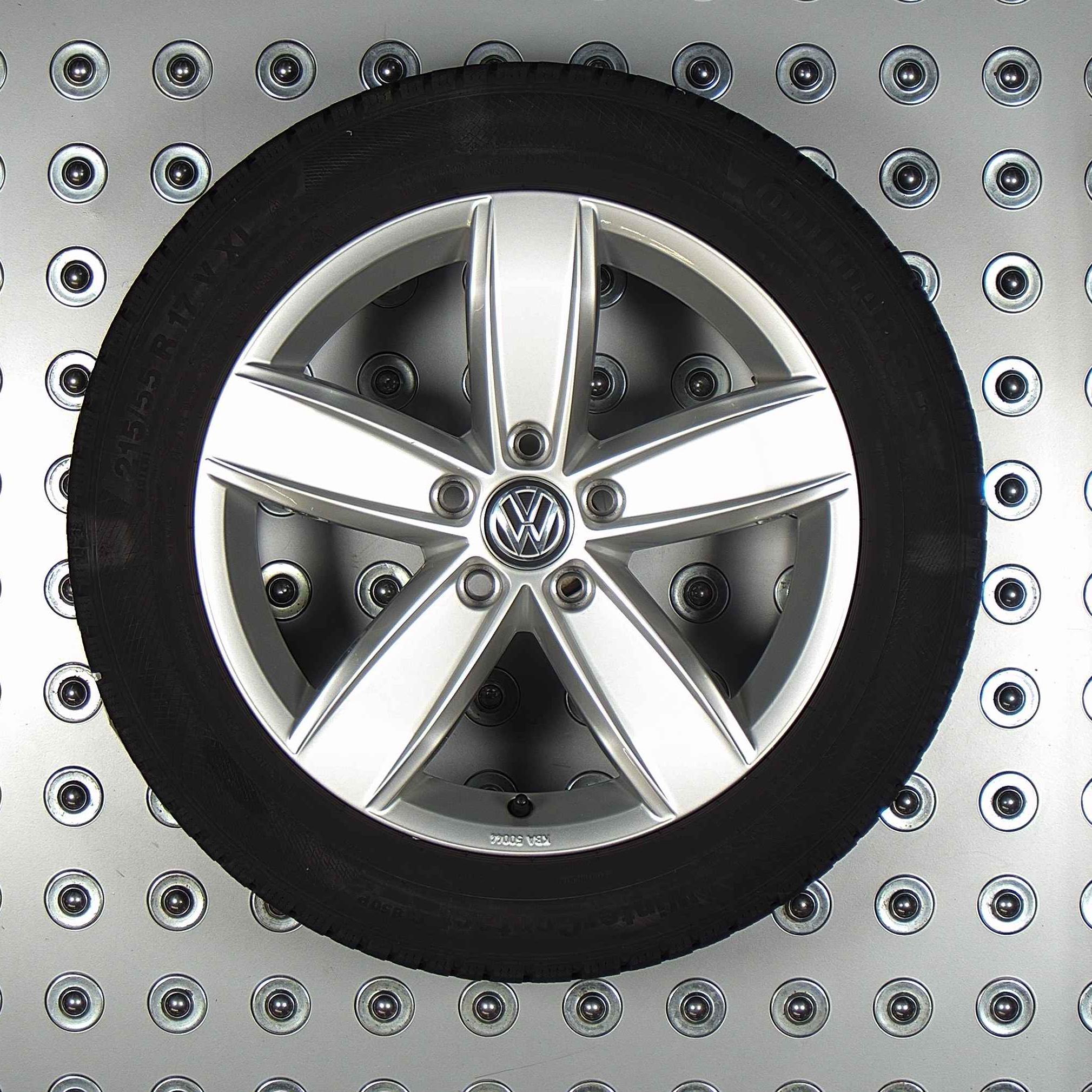 Volkswagen Passat 17 Inch Velgen Corvara Velgen Met Continental Winterbanden Passat B8 2016 Nu En Volkswagen Tiguan Ii 2016 Nu Volkswagen Passat Velgen Velgen Markt Nl